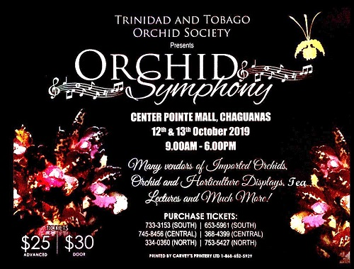 Orchid Symphony 12-13 Oct 2019